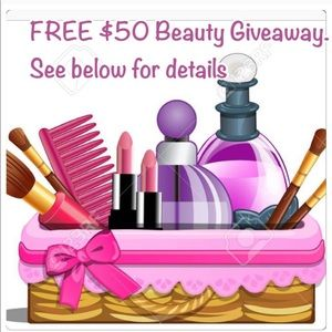 ANOTHER FREE GIVEAWAY - WORTH $50+